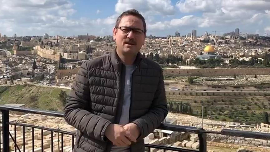 AKP'li Başkan: İsrail beni ve ailemi havalimanında 5 saat alıkoydu