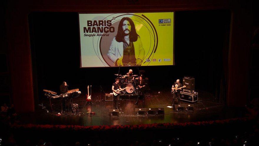 Barış Manço, Kurtalan Ekspres konseri ile anıldı