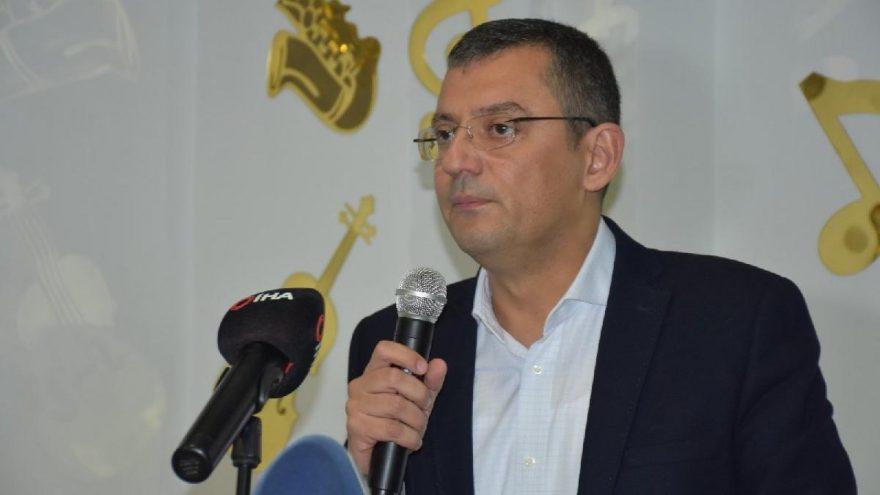 CHP'li Özel'den erken seçim açıklaması