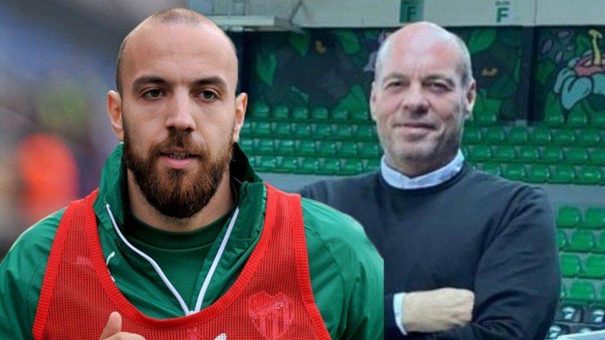 Levent Kızıl'dan eski futbolcu Sercan Yıldırım'a Survivor sitemi