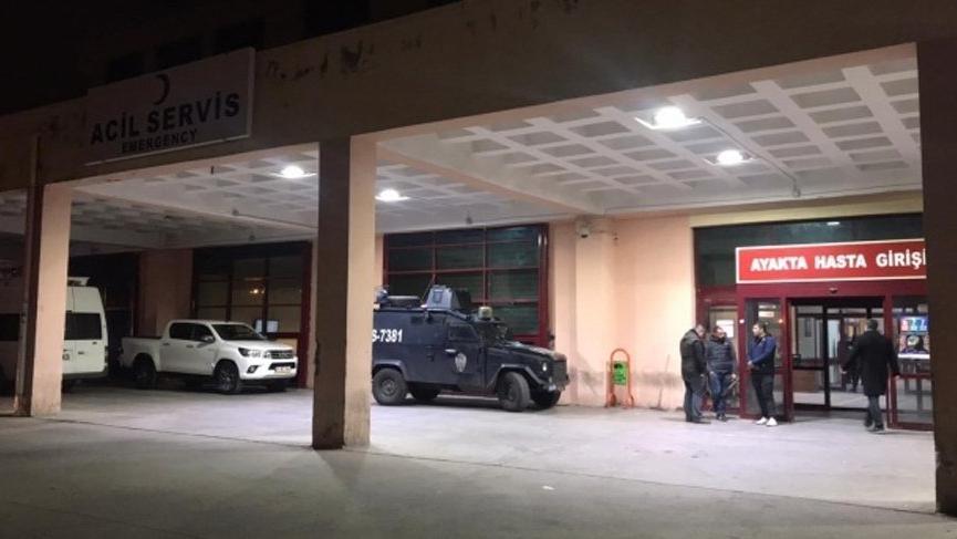 Diyarbakır'da Corona virüsü şüphesi! Hastane katı giriş-çıkışlara kapatıldı