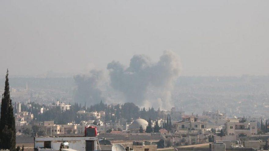 İdlib'de dört şehit, dokuz yaralı