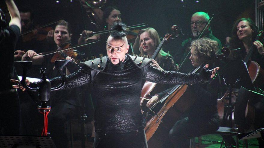 Hayko Cepkin'in ilk senfoni konseri alkış aldı