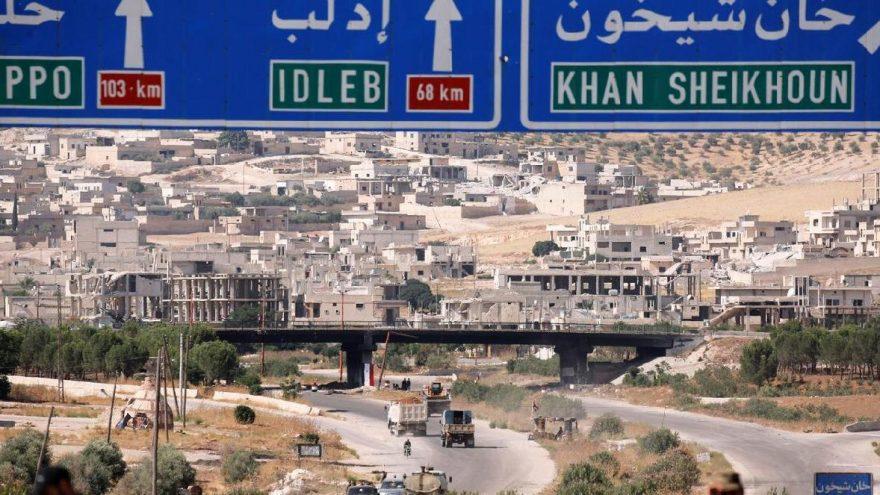 Türkiye'nin gözlem noktalarının bulunduğu İdlib'de dört şehit