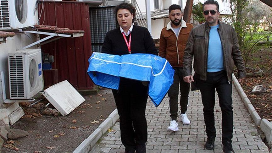 17 yaşındaki Suriyeli tarlada doğum yaptı! Bebek hayatını kaybetti