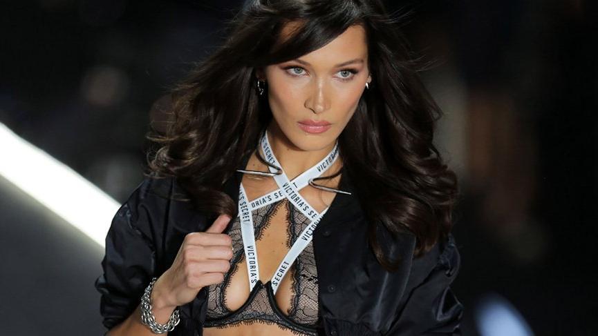 Bella Hadid'in Victoria's Secret Pazarlama Direktörü Ed Razek tarafından tacizine uğradığı iddia edildi