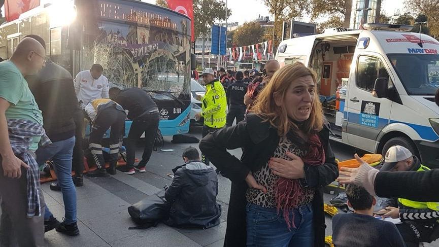 Halk otobüsüyle durağa dalmıştı: Bir kez müebbet, 210 yıla kadar hapis