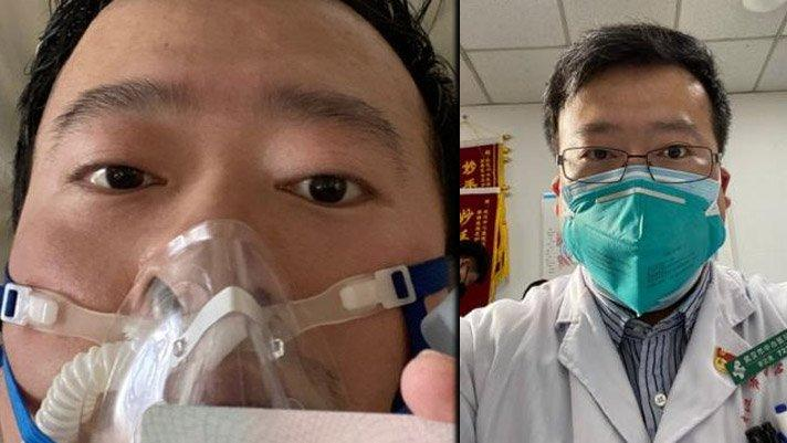 Corona uyarısı yapan ve susturulmak istenen doktora da virüs bulaştı!