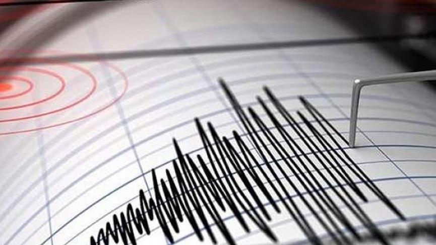 Manisa'da 3.9 büyüklüğünde deprem