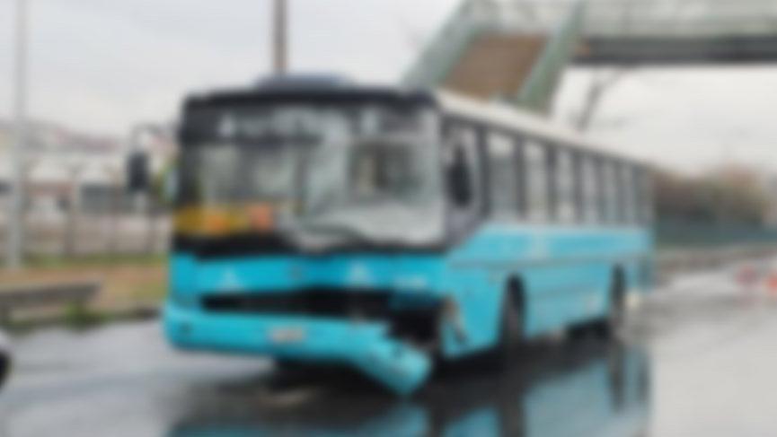 5 kişiyi yaralayan otobüs şoförü serbest kaldı!