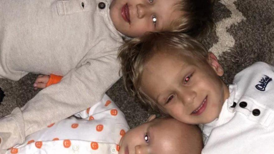 Sosyal medya bu dramı konuşuyor… Üç çocukları da aynı hastalıkla pençeleşiyor!