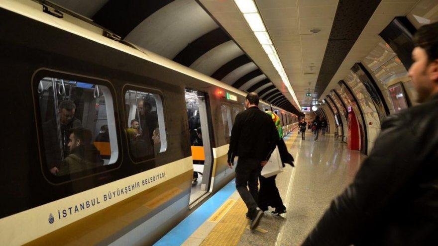 İstanbullular geceleri güvenli yolculuk içim metroyu tercih ediyor