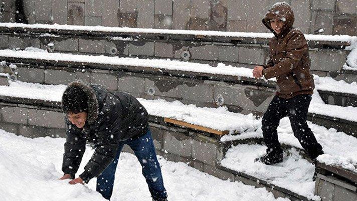 Son dakika... Kar tatili kararı! Bir ilde daha okullar tatil edildi