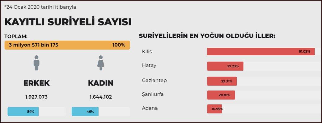 Grafik Mülteciler Derneği'nden alınmıştır.