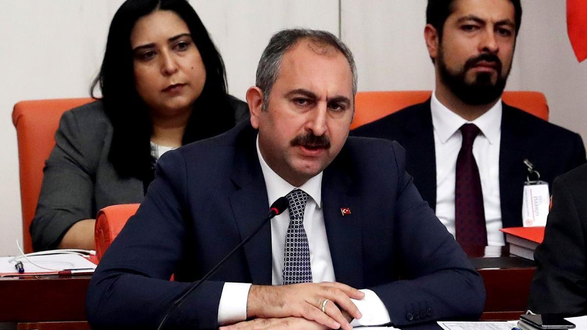 Adalet Bakanı Gül: Ceza infaz yasası yakında Meclis'e gelecek