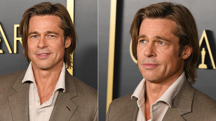 Brad Pitt, oğlu ile arasını düzeltmek için ödül törenine katılmamış