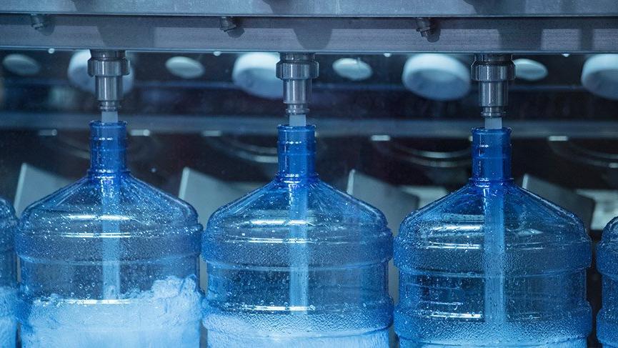 İstanbul İl Sağlığı Müdürlüğü'nden bilgilendirme: Damacana su alırken bunlara dikkat!