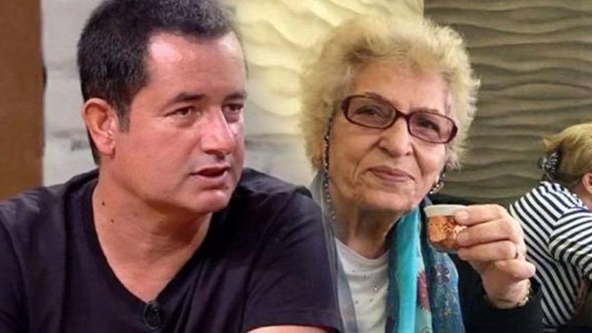 Acun Ilıcalı'nın yengesi Olcay Ilıcalı hayatını kaybetti