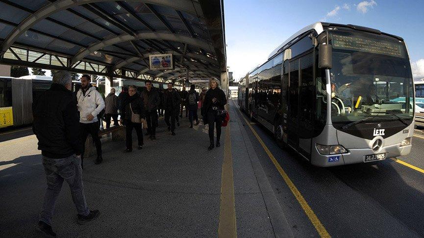 Metrobüs seferleri artırıldı