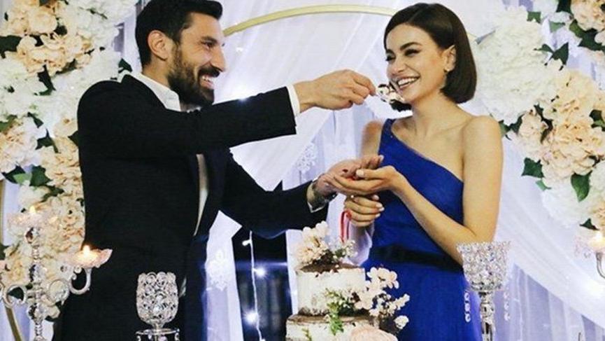 Şilan Makal ve Şener Özbayraklı nişanlandı