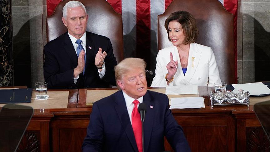 Trump, Senato'daki oylamalarda aklandı!