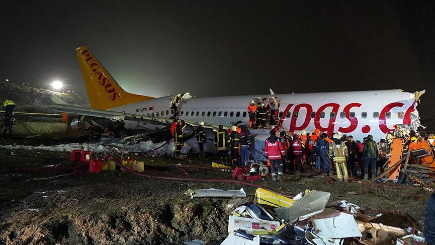 Hava Trafik Kontrolörü Zafer Yeşilgül: İzin veren kule ve iniş yapan pilot yüzde 100 hatalı
