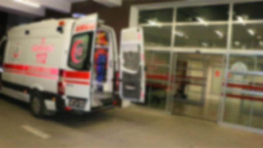 VIP ambulans şoförü yakalandı