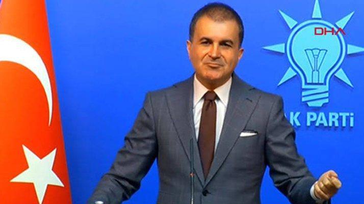 AKP'li Çelik'ten Başbuğ'un açıklamalarına yanıt…