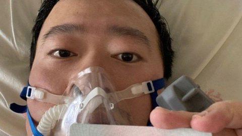 'Corona virüsü kahramanı' hayatını kaybetti!