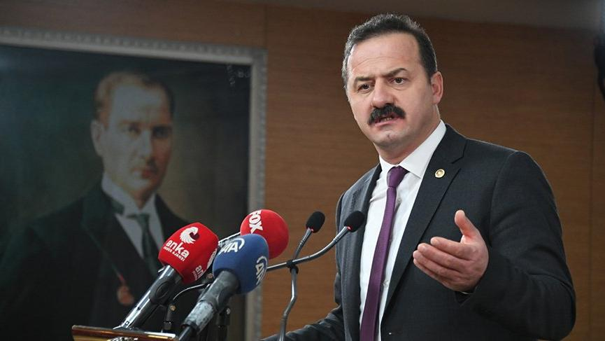 İYİ Partili Ağıralioğlu: Suriye'de atılacak doğru adımları destekleriz