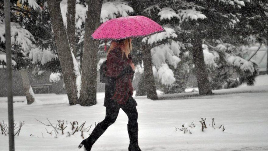 Kayseri hava durumu yarın nasıl olacak? Kayseri'de yarın (7 Şubat) okullar tatil mi?