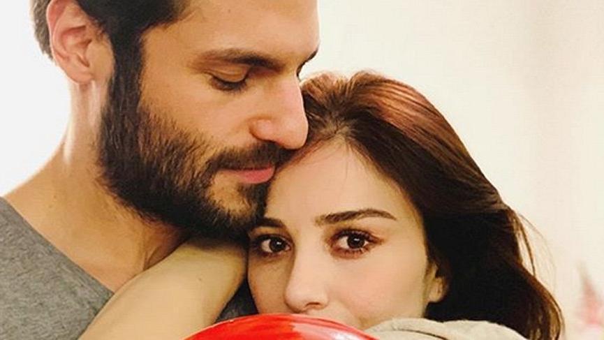 Serkan Çayoğlu'ndan sevgilisi Özge'ye doğum günü mesajı