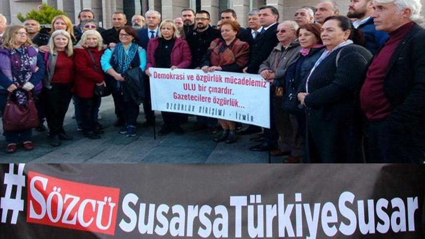 İYİ Partili vekilden SÖZCÜ'nün yargılandığı madde için değişiklik teklifi