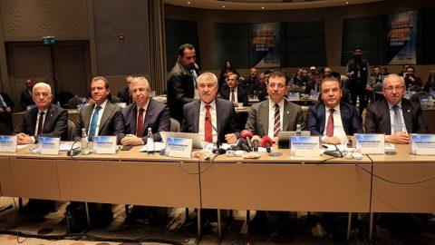 CHP'li 11 büyükşehir belediyesinden dikkat çeken deprem kararı!