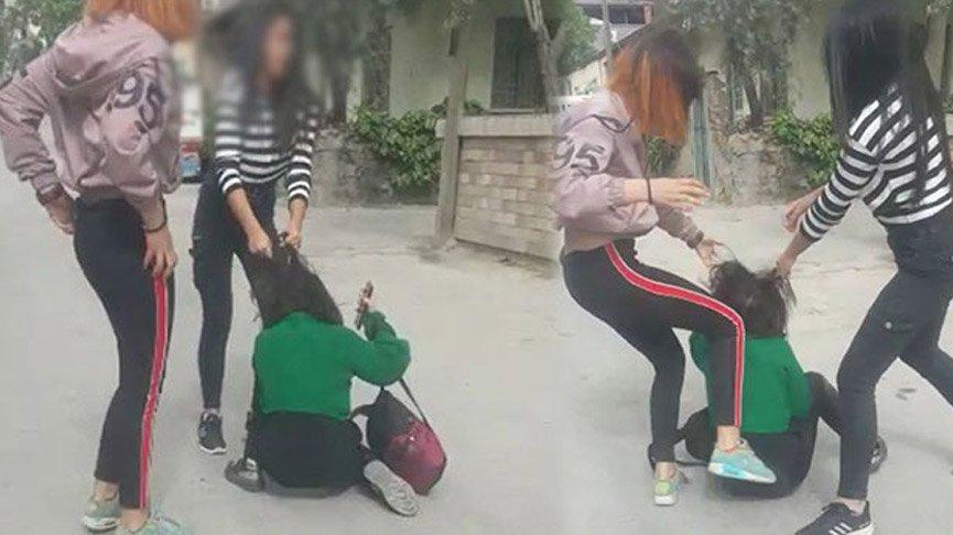 Sokak ortasında terör estiren kızlar hakkında yeni karar!