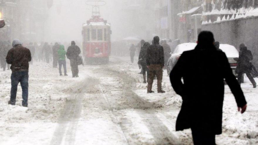 Bu geceye dikkat! Meteoroloji'den İstanbul'a 'sarı uyarı'