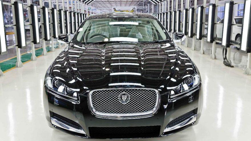 Jaguar Land Rover üretimine ara verecek!