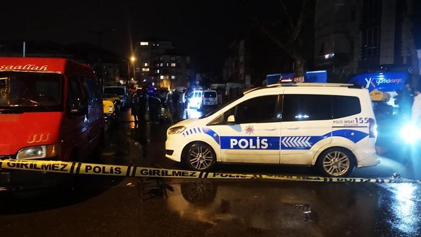 İstanbul'da sokak ortasında silahlı saldırı!