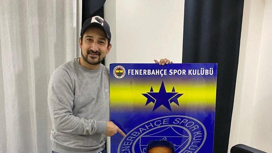 Fenerbahçeli eski futbolcu Serhat Akın, MasterChef Cemre ile anlaştı