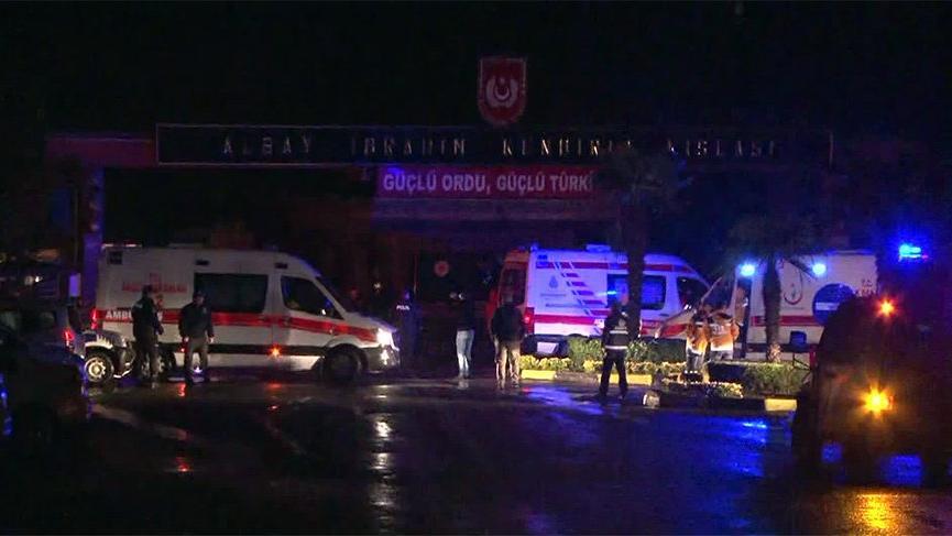 İstanbul'da korkutan yangın! Peş peşe patlamalar
