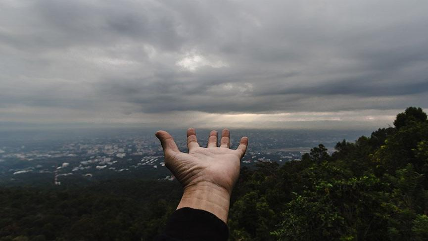 Devlet kesesinden yağmur duası