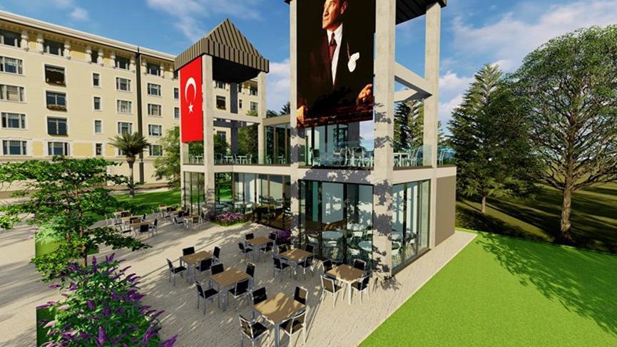 Mahkeme, Atatürk Parkı inşaatını mühürleyen AKP'li belediyeyi haksız buldu