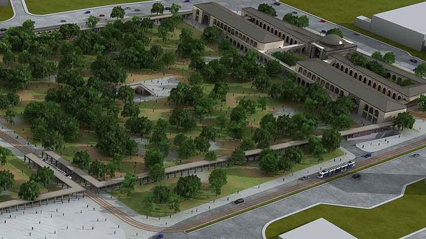 80 okul inşaatı parasızlıktan yarım kalırken... 72 milyon TL Millet Bahçesi'ne gidiyor