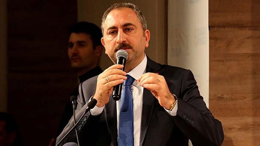 Bakan Gül'den KKTC Cumhurbaşkanı Akıncı'ya tepki!