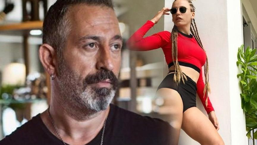 Cem Yılmaz ve Serenay Sarıkaya'nın aşk yaşadığı iddia edildi
