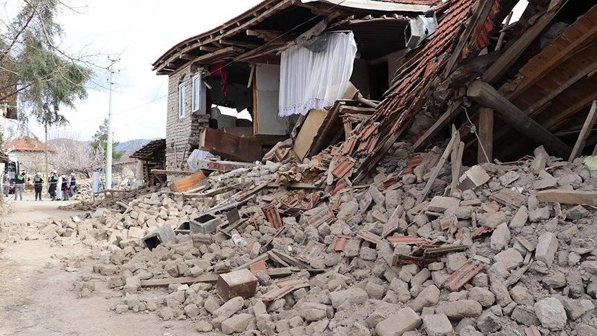 Dekont garantili deprem bağışı