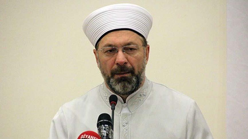 Diyanet İşleri Başkanı Erbaş: Kur'an kurslarımız şeytandan korunmuş bölgelerdir