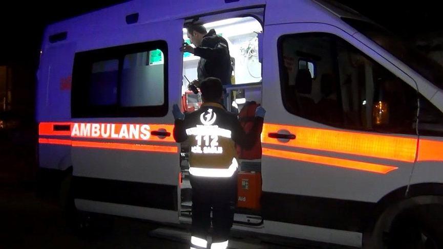 Erzincan'da silahlı kavga: 11 yaralı