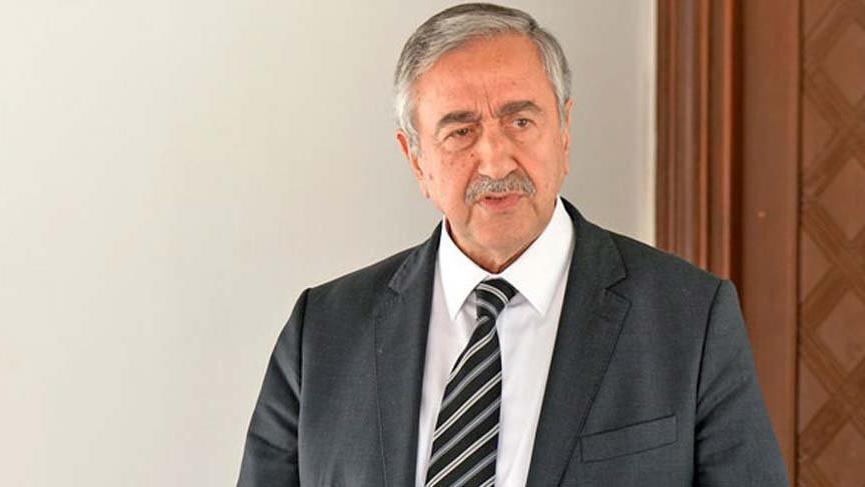 Fuat Oktay'dan Mustafa Akıncı'ya tepki!