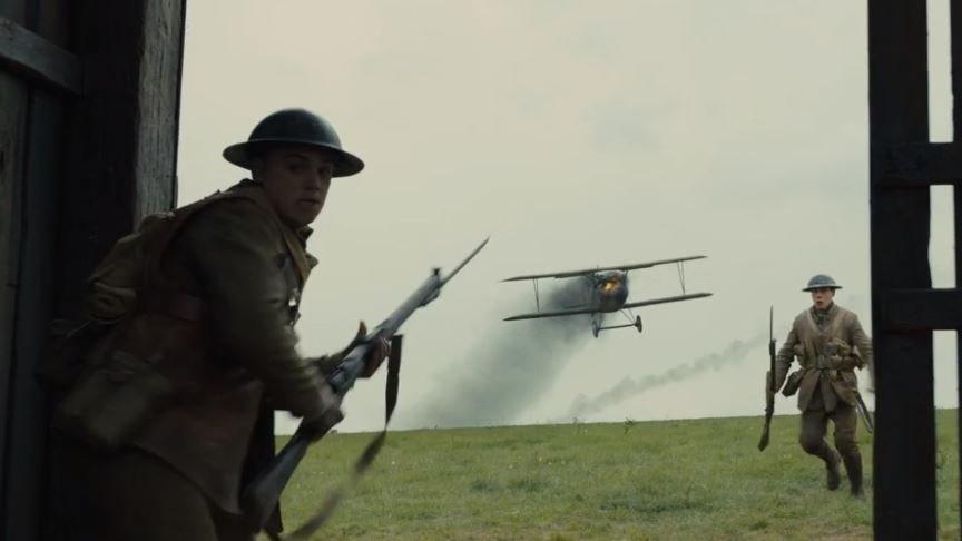 1917 filmi konusu nedir? 1917 oyuncuları kimler?